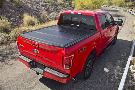 2015 2018 F150 5.5ft Bed Tonneau Covers