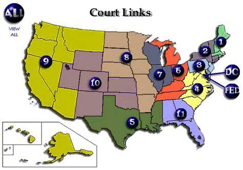 The Federal Judiciary Homepage Links