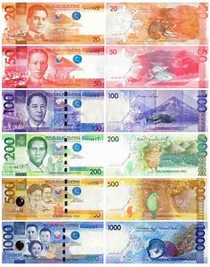 New Philippine Banknotes