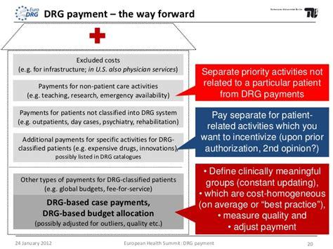 drg payments reinhard busse