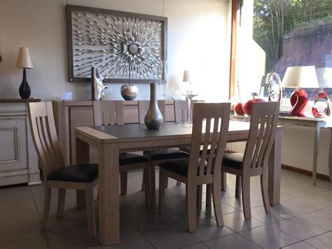 deco cuisine contemporaine salle à manger contemporaine chêne céramique marina