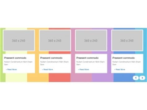 bootstrap carousel template bootstrap carousel exles