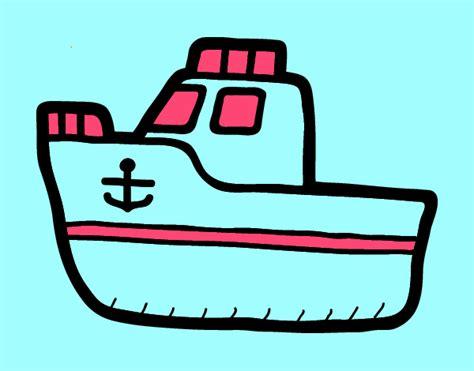 Dessin Bateau Yacht by Dessin De Yacht De Luxe Colorie Par Membre Non Inscrit Le