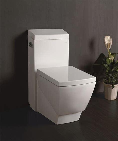 Ariel Platinum Tb336m Modern Toilet White Bathroom