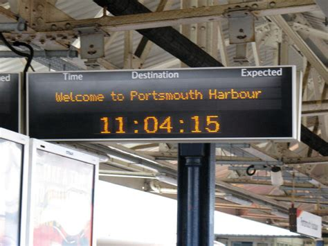Cost Of Catamaran From Portsmouth To Ryde by Isle Of Wight Steam Railway