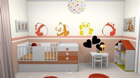 chambre panda excellent deco chambre bebe panda with stickers panda
