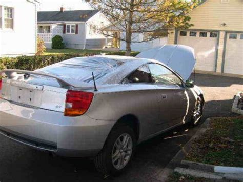 Toyota Celica Parts by Find Used 2000 Toyota Celica Gt 5 Speed 62000 Original