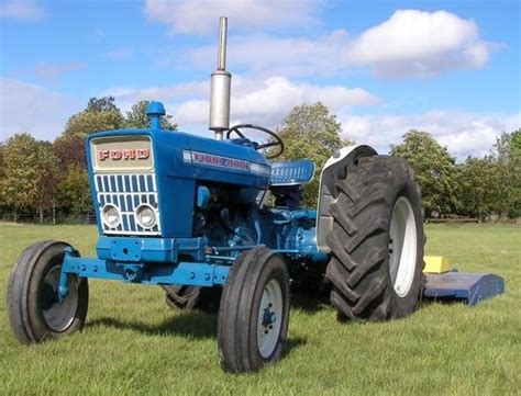 Ford 4000 1973-1975! Pdf Tractor Service/shop Manual