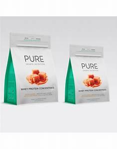 Pure Whey Protein Salted Caramel    Manuka Honey 500grams