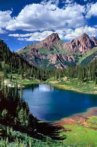 Emerald Mountain Colorado