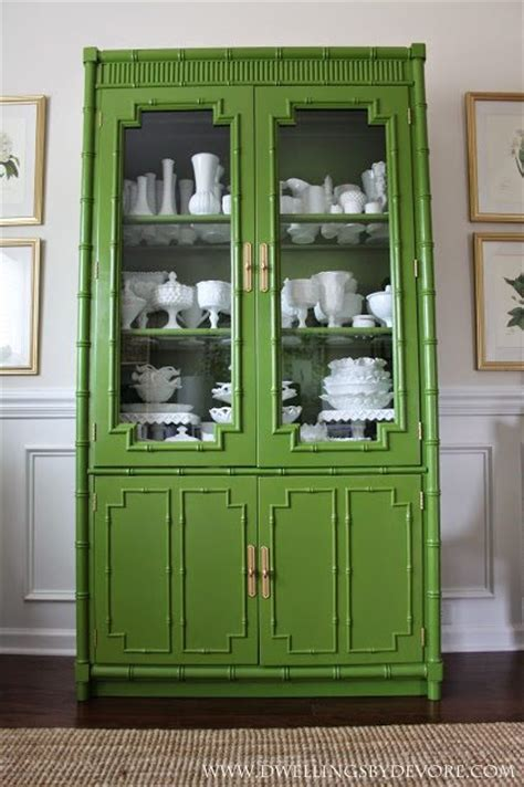 20 Green Painted Furniture Makeovers – Craftivity Designs