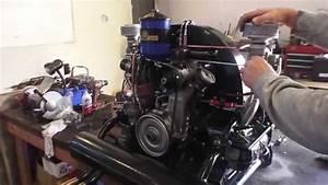 Classic Vw Bugs Okrasa Dual Carb Engine W Abarth Muffler