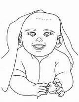 Coloring Printable Newborn Babies Boy Kerra Getdrawings Drawing Bestcoloringpagesforkids sketch template