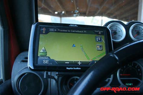 Magellan GPS Installation for Off Road Navigation: Off