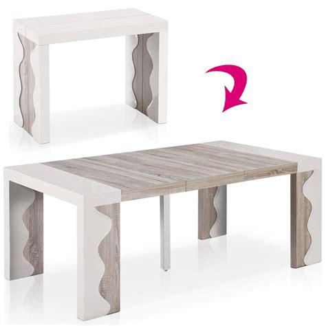 Table Bois Extensible Myqtocom