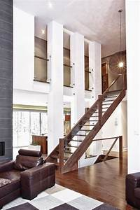 15 stair design ideas for unique creative home With living room design with stairs