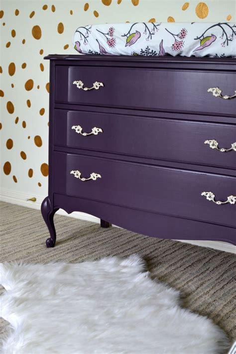 nursery purple furniture furniture