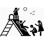 Activity Recreational Icon Slide Playground Leisure Recreation