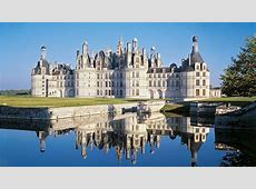Take a look at Chateau de Chambord's lavish garden restoration