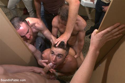 Leo Sweetwood At Bound In Public Gaydemon