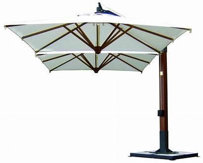 Umbrellas Deck Umbrella Double Patio Offset