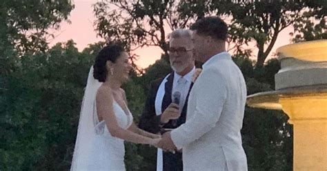 The Challenge Star C.t. Tamburello Gets Married In Florida
