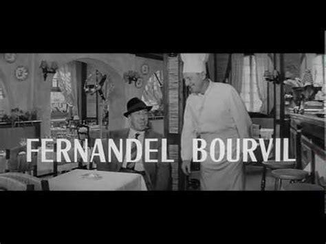 la cuisine au beurre fernandel et bourvil 1963 la cuisine au beurre
