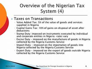 Tax incentives-in-nigeria- firs