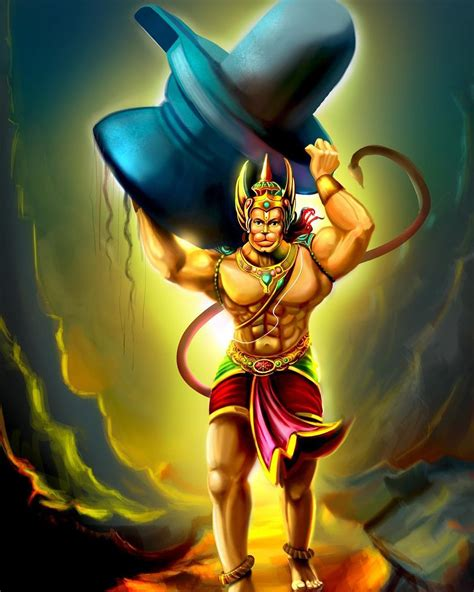 Lord Hanuman Animated Wallpapers - lord hanuman animated images the galleries of hd