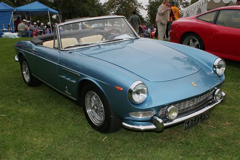 Not many buyers opted for the auxiliary hard top, so you are unlikely to see a gts like this ever again. File:1965 Ferrari 275 GTS - blue - fvr.jpg - Wikimedia Commons