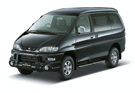 Mitsubishi Delica 4k Wallpapers by Mitsubishi Delica Space Gear 4wd 1997 2007 Wallpapers