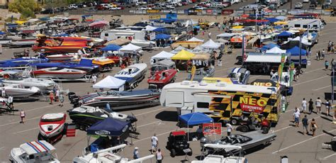 Boat Shop Lake Havasu by 2018 Lake Havasu Boat Show California Skier