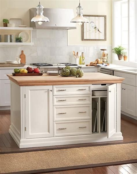 Martha Stewart Living? Addison Baking Island   Kitchen