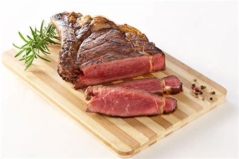 cuisine de r e entrecôte et côte de bœuf cuisine et achat la viande fr
