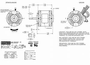 Fasco Blower Motor Wiring Diagram