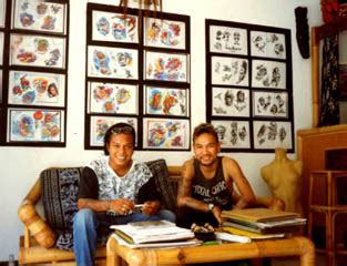 tattoo directory seniman tattoo profesional indonesia