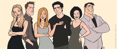 friends cast  cartoons  rosy higgins wow