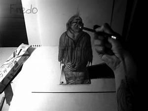 Mind-Blowing 3D Pencil Drawings (28 pics) - Izismile.com