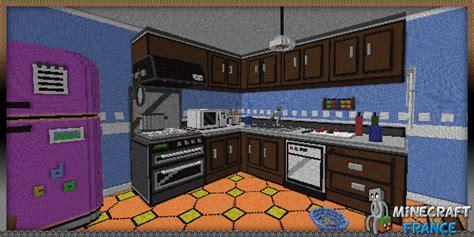 cuisine dans minecraft map une mouche dans la maison 1 4 7 minecraft