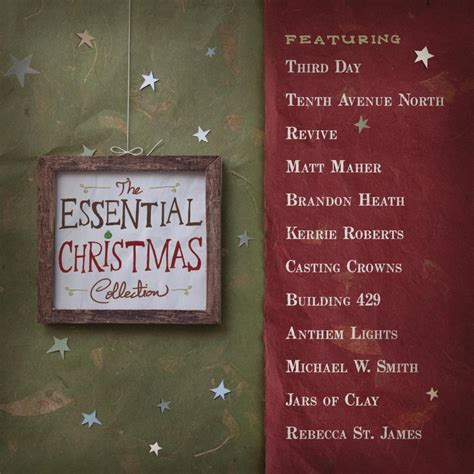 various artists the essential christmas collection