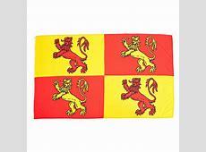 Owain Glyndwr Flag Welsh Tartan