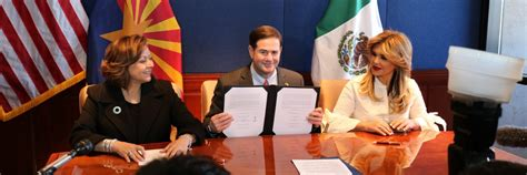 gov ducey joins  regional governors  sign joint