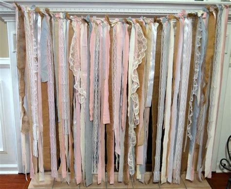 Garland Backdrop by Fabric Garland Backdrop 183 How To Make A Garland 183 Home