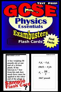 Gcse Physics Test Prep Review