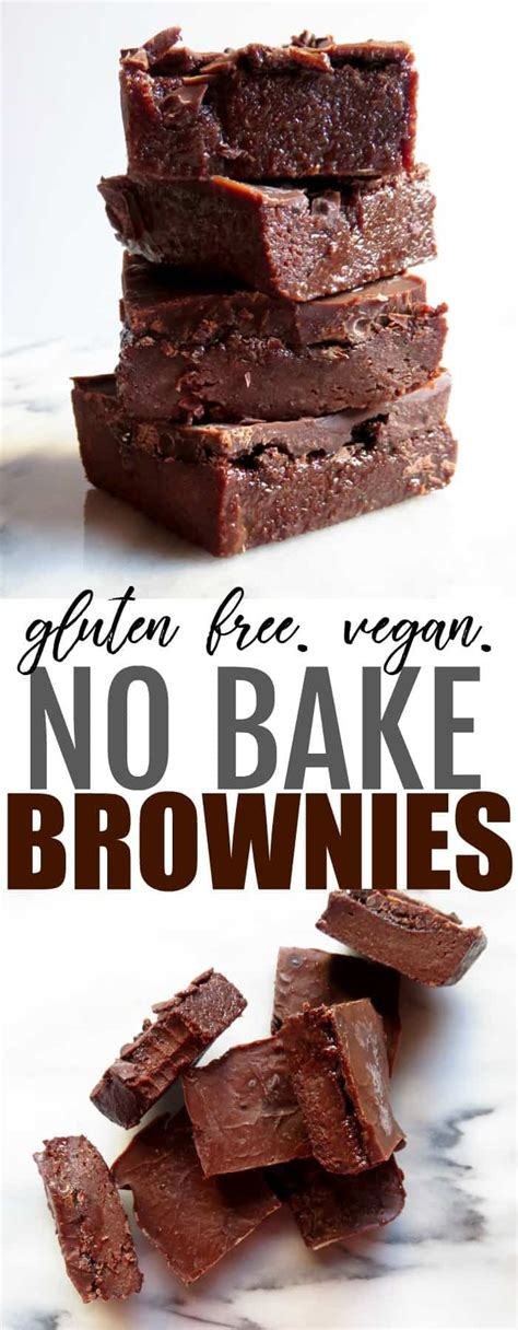 Freeze this fabulous pie and serve it with your favorite chocolate syrup. No Bake Fudge Brownies - The Toasted Pine Nut