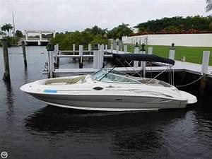 2000 Sea Ray 210 Sundeck  Lantana Florida