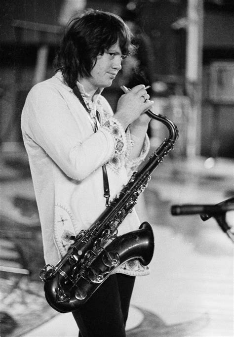 Bobby Keys, Hard-Living Saxophonist for Rolling Stones