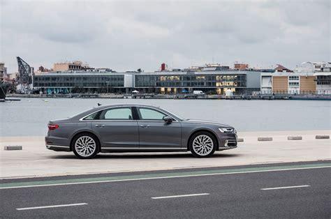 2019 Audi A8 L First Drive Tomorrowland  Motor Trend