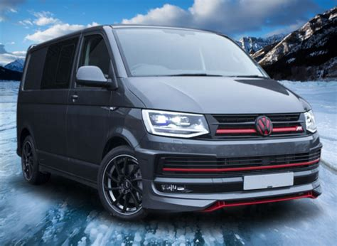 vw t6 abt vw transporter sportline abt get yours at swiss hq for best deals