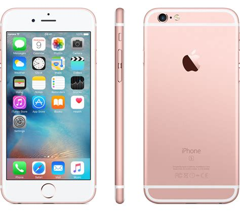 6 s iphone apple iphone 6s 32gb gold pink kaufen